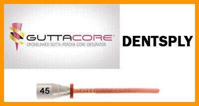 Guttacore Obturators Size 45. Economy Pack Of 30 Obturators. Tulsa Dental.