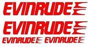 Evinrude Stickers
