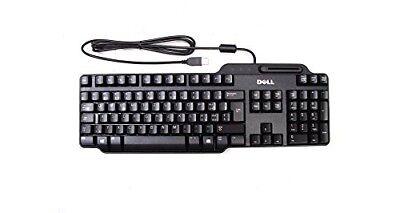Dell Usb-tastatur (Dell SK-3205 Tastatur USB original deutsche Tastatur mit integriertem Smart-Card)
