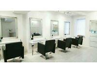 Salon furniture set chairs mirror furniture