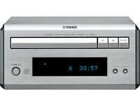 YAMAHA CDX E400: RARE MICRO SYSTEM CD PLAYER: Perfect working condition