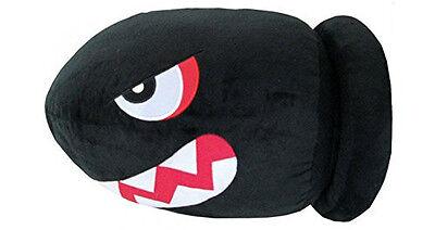 "Banzai Bill 15"" Stuffed Plush USA Little Buddy Official Super Mario Series Toy"
