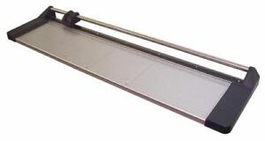 "New 33"" Manual Rotary Paper Cutter Trimmer Wide Format"