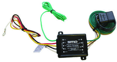 Standard Trailer Light Converter (Marine Auto Trailer 58001 Standard Duty Tail Light Converter 11.2 Amp Max Load )