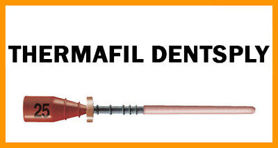 Thermafil Obturators Size 25. Economy Pack Of 30 Obturators. Dentsply Dental.