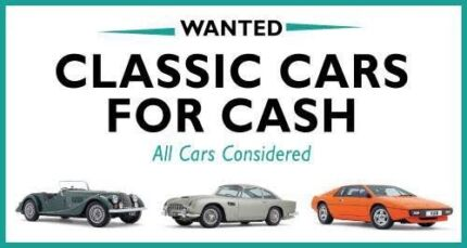 Wanted: Wanted: Classic Cars - British and European