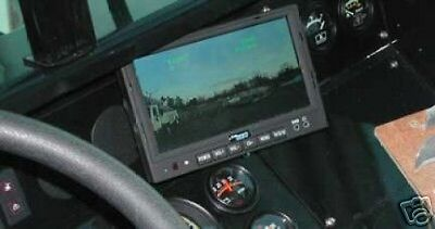 Wrecker Tow Roll Back Truck Camera Observation System