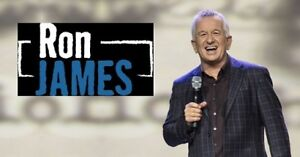Ron James | Burlington Performing Arts Centre | May 10th