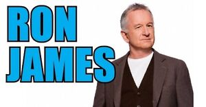 RON JAMES | River Run Centre | NEW YEARS EVE CBC COMEDY SPECIAL
