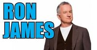 RON JAMES |  Live in Portage Prairie at the Glesby Centre Nov 16