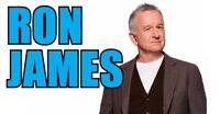 RON JAMES | Burton Cummings Theatre | Nov 18th!