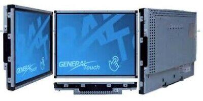 "Monitor Touch Screen 17"" cornice aperta RTL173 12V"