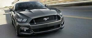 2016 Ford Mustang FM GT Fastback Silver 6 Speed Manual Fastback Hawthorn Mitcham Area Preview