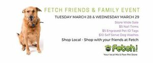 Fetch Haus - Red Deer's Pet Store, Self Wash and Grooming Salon