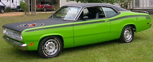 Wanted, 1970-1971 Duster Dart or Demon 340 car