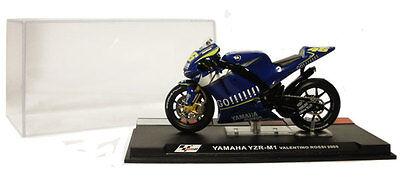 Ixo/altaya Alt07 Yamaha Yzr-m1 Motogp 2005 - Valentino Rossi 1/24 Scale