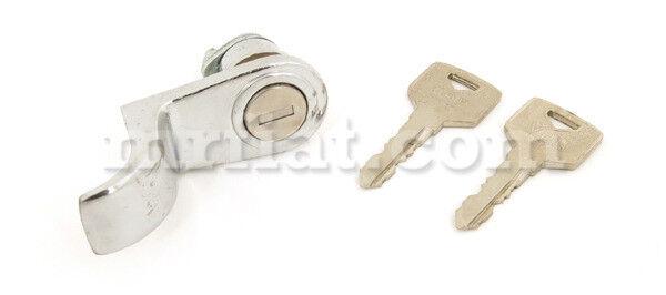 Mercedes 190 Sl Trunk Lock Set W Keys Early Oem New