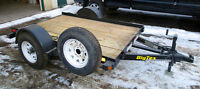 5 New Utility Trailers (8'x5') For Sale