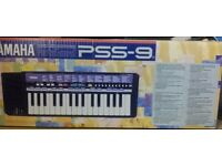 Yamaha PSS-9 portable electronic keyboard