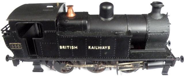 Finescale Gauge Model Trains