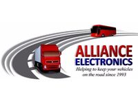 Van Sales Driver, delivering and collecting vehicle parts