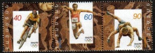 Armenia 096-8  Atlanta Olympic Games.  Scott #532