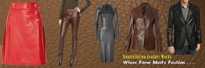 Konstellation Leather Works