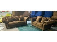 CHESTERFIELD 3+2 SEATER SOFA ❤️BRAND NEW AND BEST QUALITY 💯 FAST DELIVERY ALL OVER UK🔥