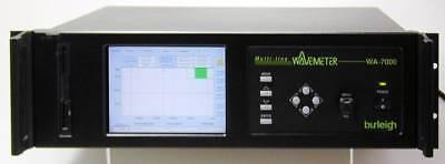Burleigh Wa-7000 Wa7000 Multi-line Wavemeter Optical Channel Analyzer