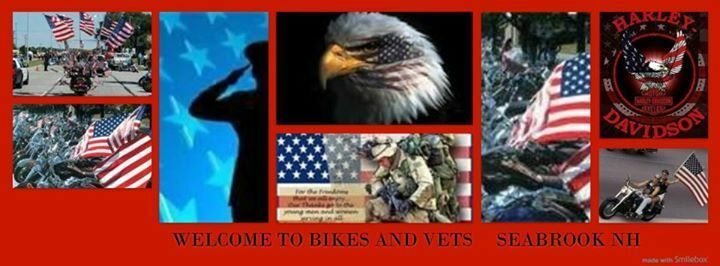 MOTORCYCLE BIKERS AND VETERANS