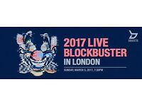 Block B Blockbuster, troxy, London
