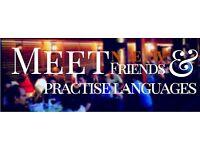 Language exchange: Spanish - English