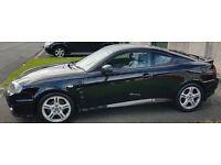 Hyundai Coupe se 2.0 Black with Full year MOT, cherished registration ROB