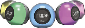 iHome - Bluetooth FM Dual-Alarm Clock Radio Model: IBT29BC