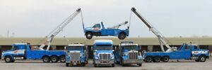 Heavy Duty Tow Truck Operators and Recovery Specialists