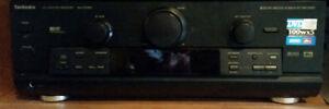 Technics AV Control Receiver SA-DX950