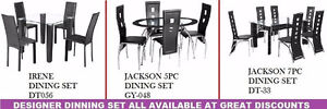 SPRING SALE ON DINING, COFFEE TABLES OTTOMANS CHAIRS BENCHES
