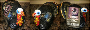 NEW - Wild Turkey Hitch Ball Cover