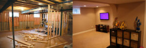 RELIABLE BASEMENT FINISHING AND REMODELING