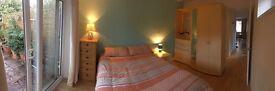 One bedroom garden flat in Cippenham, Slough (ALL INCLUSIVE)