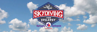Skydiving for Epilepsy