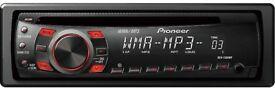 Pioneer DEH-1300MP car stereo