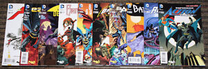 DC COMICS BATMAN 75TH ANNIVERSARY THEME VARIANT SET 21 COMICS