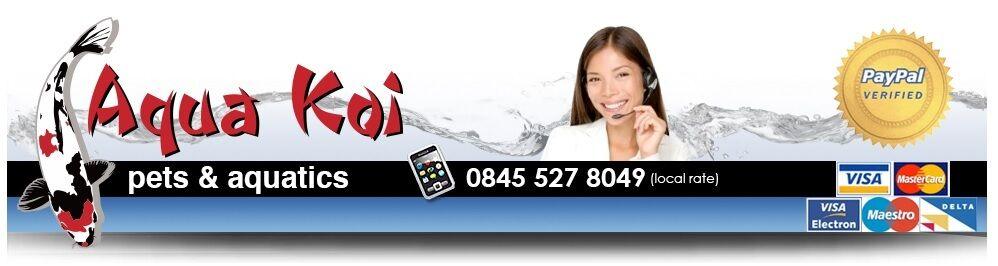 Aqua Koi Pets & Aquatics