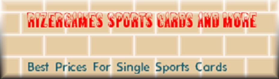 Rizergames Sports Cards and more