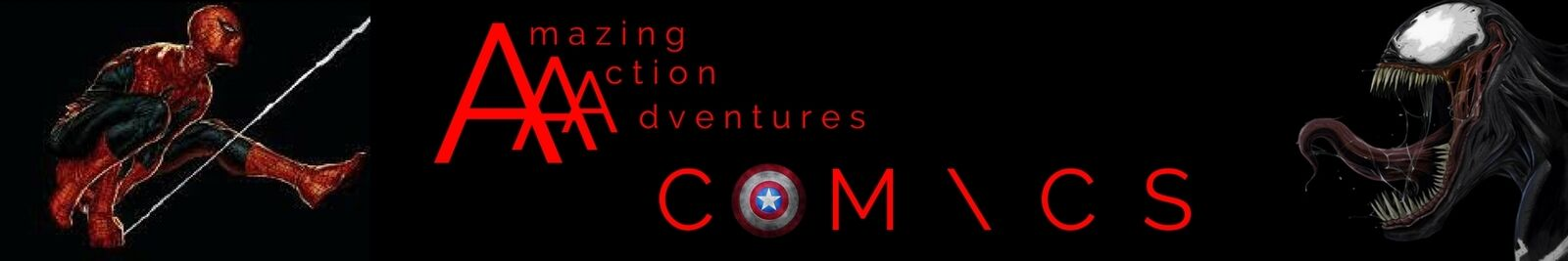 Amazing Action & Adventure Comics