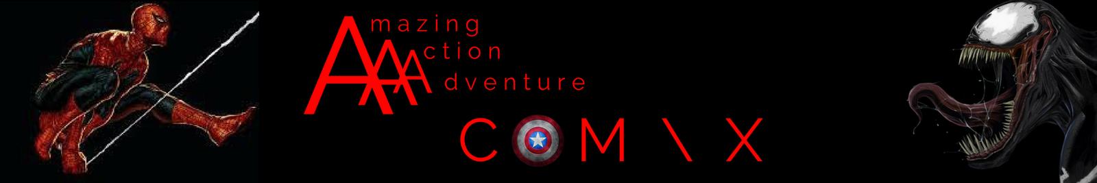 Amazing Action & Adventure Comix