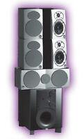Athena Technologies Point 5 MKII + SUB HT Speaker System-MINT