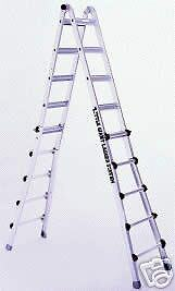 22 1AA Little Giant DEMO Ladder & Work Platform 375 lb rated