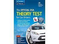 Theory Driving Test Tuition £20/hr